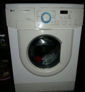 Стиральная машинка LG intellowasher