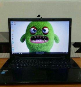 Крутой, Новый dexp с Шикарным экраном 17,3. intel