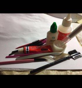 Набор для ламинирования ресниц