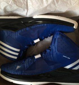 Кроссовки высокие adidas
