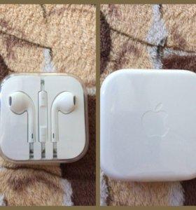Apple наушники