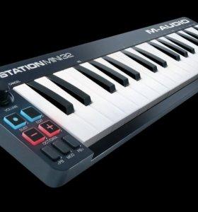 M audio keystation 32
