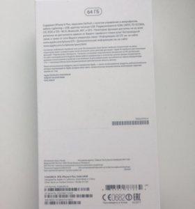 iPhone 6+, Gold, 64 gb