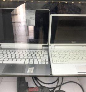 Нетбук Asus и Планшетный компьютер ASER