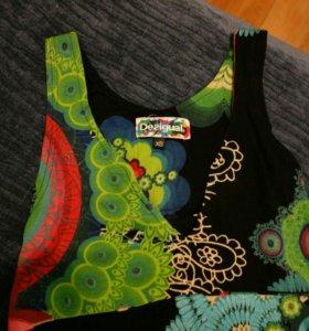 Платье - туника Desigual