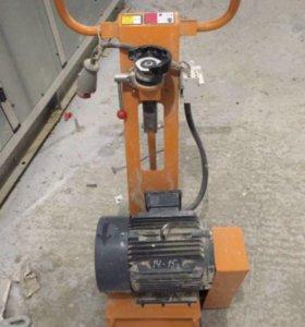 Фрезерная машинка по бетону Conmec 200E