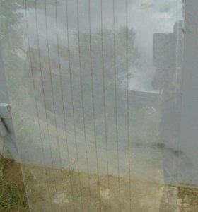 Заднее стекло с обогревом