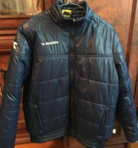 Куртка спортивная подростковая Diadora Junior
