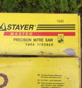 Пила угловая Stayer 1545