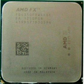 Процессор amd fx 4350