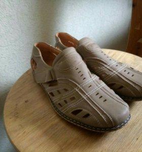 Туфли летние,новые