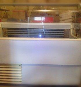 Морозильная витрина