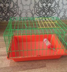 Переносная клетка для кролика