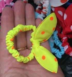 Резиночки ушки