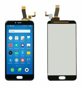 Дисплей для Meizu M5 с тачскрином