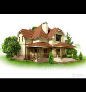 Строительства домов и коттеджей