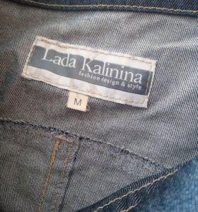 Блузка рубашка женская футболка джинсовая куртка