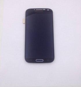 Дисплей Samsung i9505 (Galaxy S4) с тачскрином