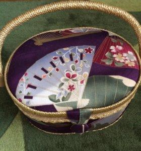 Набор для хранения пряжи,инструментов для рукодели