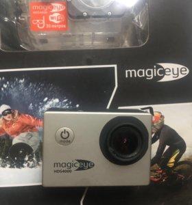 Gmini MagicEye HDS4000, Silver экшн-камера