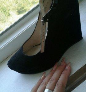 Туфли !натуральный замж
