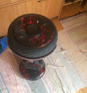 Гироскутер Smart Balance Wheel (красная молния)