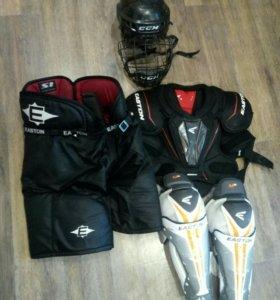 Продам хоккейную защиту!!