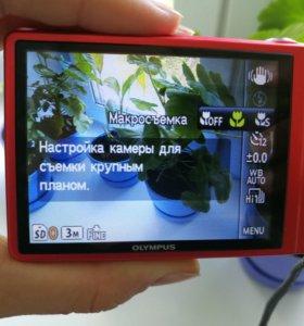 Фотоаппарат Olympuc VG-130