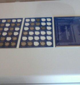 Коллекционная папка монет
