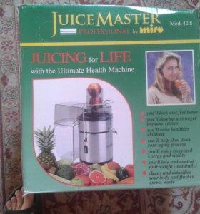 Соковыжималка Juice Master rotel Швейцария