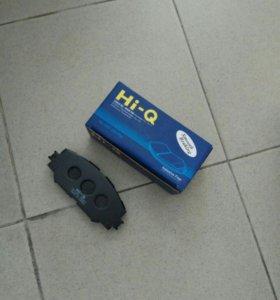 Колодки Rav 4 тормозные передние