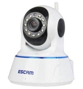 Камера видеонаблюдения Escam f002