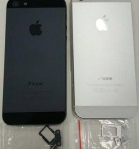 Корпус iPhone 5 (белого и чёрного цвета)