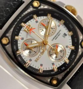 Sector 3251992217 500 SWISS CHRONOGRAPH