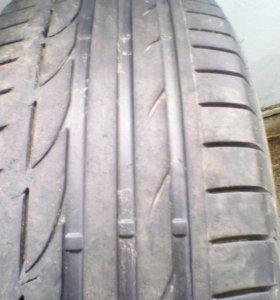 Резина bridgestone. 235/55 r 17