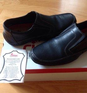 Туфли мужские Rieker (новые)
