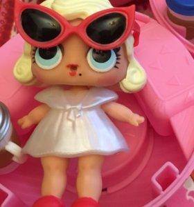 Кукла lol leading baby