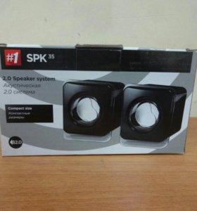 Акустическая 2.0 система Defender SPK 35