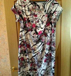 Платье (одето 1раз)