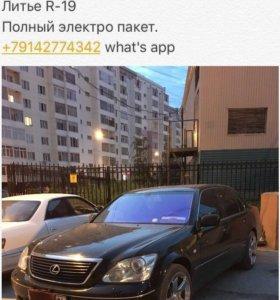 Lexus LS-430
