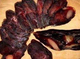 Махан -колбаса из конины, халял, цена за штуку