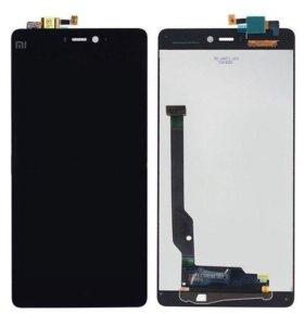 Дисплей Xiaomi 4C в сборе с тачскрином