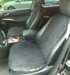 Накидки на сидения авто