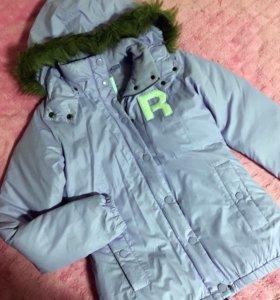 Куртка зимняя Reebok оригинал