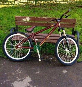 Трюковой велосипед МТБ/MTB Street/Dirt