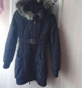 Куртка зимняя ,размер 42