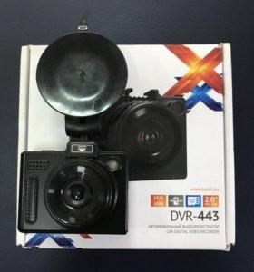 Новые видеорегистраторы TEXET FULL HD