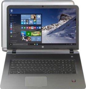 Ноутбук НHewlett Packard новый!