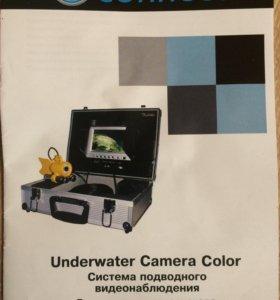 Продам систему подводного видеонаблюдения.