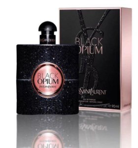 Парфюм Black Opium Yves Saint Laurent